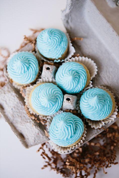 Coconut Cupcakes #recipe