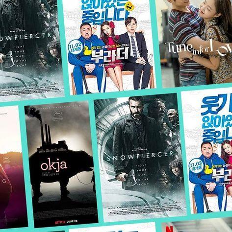 قائمة افضل افلام كورية Best Korean Movies Netflix Baseball Cards Book Cover Cards