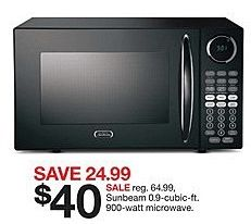Best Microwave Deals For Black Friday S Coupons