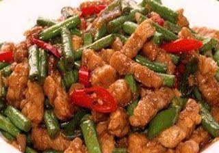 Resep Oseng Tempe Kacang Panjang Resep Masakan Masakan Resep
