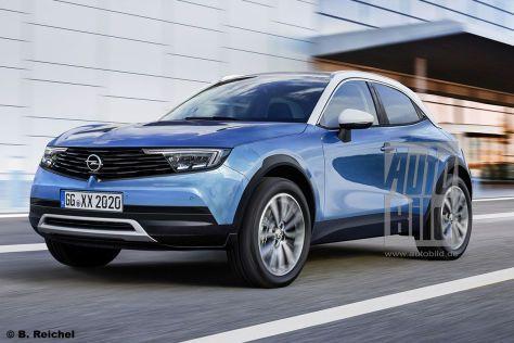 Futur Opel Mokka 2020 Redesign And Release Opel Mokka Opel Corsa New Suv