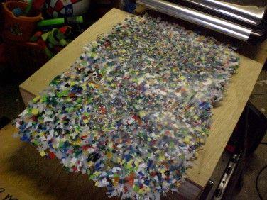 More Plastic Recycling - Experimental Stuff