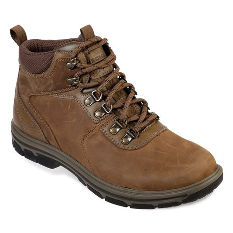 Shop Skechers Men's Relaxed Fit Relment Pelmo Hiking Boot