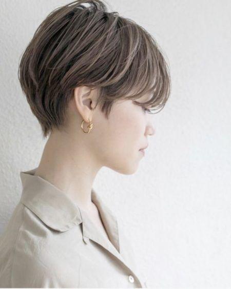 ボード ショートヘア Short Hairstyles のピン