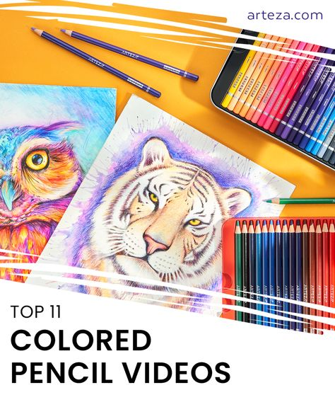 Take a peek at our new Youtube video for all the tips and tricks that will have you looking at pencils in a completely new way!