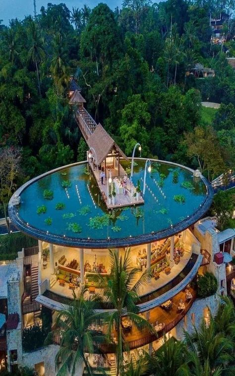 46 Pool Landscaping Ideas Tropical Small Backyards #poollandscaping #minimalistpool #swimmingpooldesign ~ vidur.net