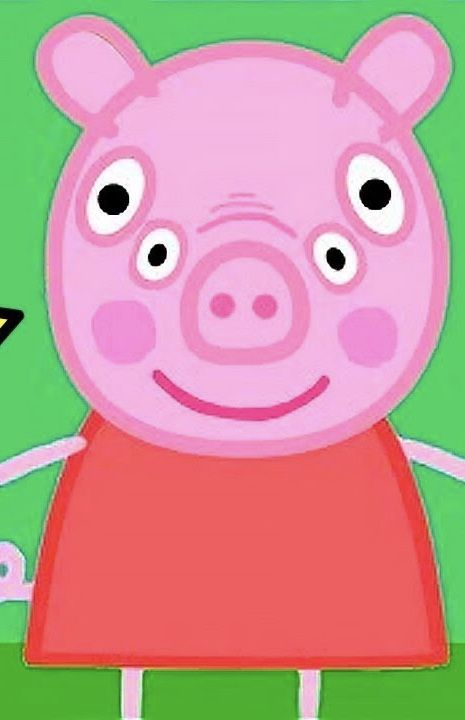 Pin By Bailee On Funny Things Peppa Pig Memes Peppa Pig Funny Peppa Pig Stickers