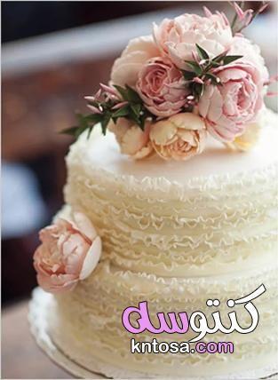 اشكال كيك خطوبه Textured Wedding Cakes Classic Wedding Cake Wedding Cake Options