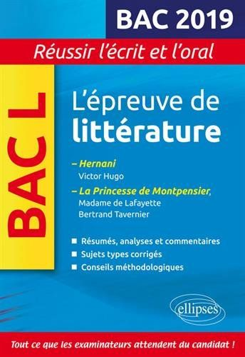 Pdvlivrecrystal Haderswortha Download Ebook France L Epreuve De Litterat En 2020 La Princesse De Montpensier Victor Hugo Litterature