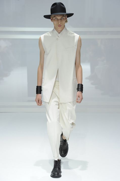 Dior Homme Spring 2012 Menswear - Collection - Gallery - Style.com