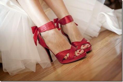 Scarpe Sposa Rosse.Scarpe Sposa Colorate 2014 Scarpe Da Sposa Colorate Scarpe Da