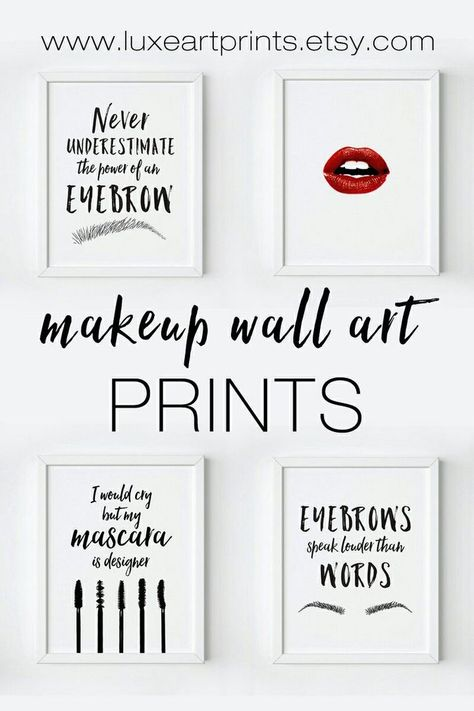 The majority of the printables are designed in black and white as well so they will easily match your decor, and you may add in whatever colour and pe...