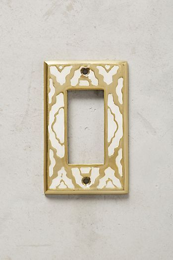 Rosalita Switch Plate Decorative Switch Plate Switch Plates Light Switch Covers