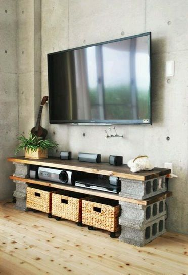 Die besten 25+ Tv wohnwand Ideen auf Pinterest Tv wand do it - fernsehwand ideen moebel wohnzimmer