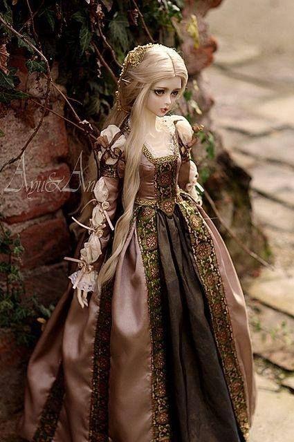 BJD - Art doll