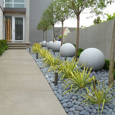 Design School Repeat That Please Grow Beautifully Backyard Landscaping Designs Landscape Design Modern Landscape Design