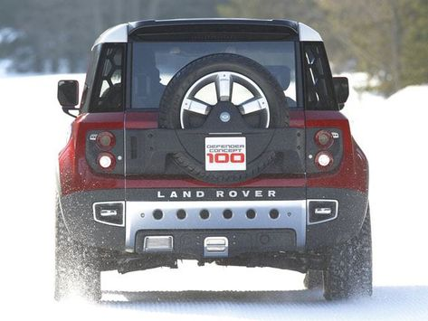 Next Land Rover Defender Has Great (Sales) Expectations