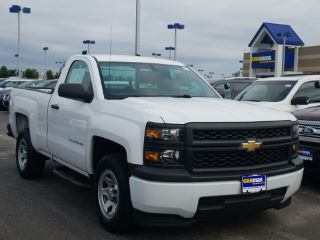 White 2015 Chevrolet Silverado 1500 Work Truck For Sale In Maple Shade Nj Work Trucks For Sale Chevrolet Silverado Trucks For Sale