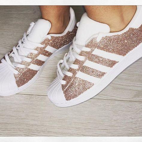 adidas superstar glitter paillette