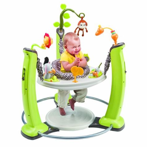 d735a2a57 Evenflo ExerSaucer Baby Jumper Review  baby  jumper  jumperoo ...
