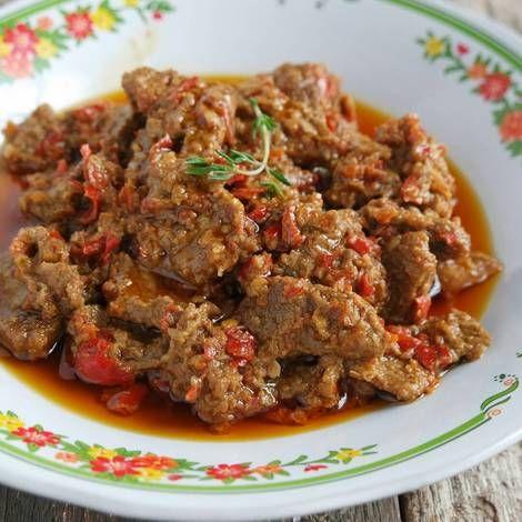 Resep Toppa Lada Oleh Citra Hendra Resep Makanan Resep Resep Daging Sapi