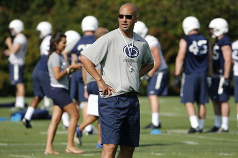 James Franklin prompts Penn State football energy surge