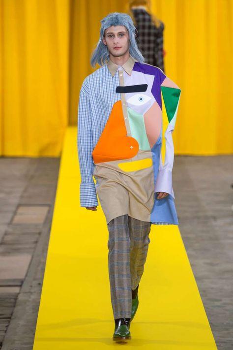 Walter Van Beirendonck Spring 2018 Men's Fashion Show