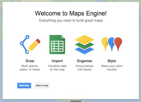TUTORIAL Visualize your data on a custom map using Google Maps