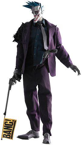 Suicide Squad-Le Joker déformable Figure