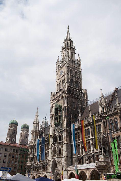 #Städtereise #München in #Bayern Munich, Germany