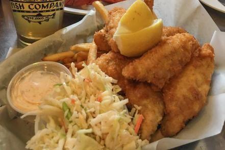 Seafood Restaurants Food Network
