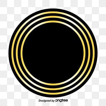 Golden Circle Background Circle Clipart Golden Circle Png Transparent Clipart Image And Psd File For Free Download Circle Clipart Clip Art Golden Circle