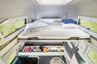 New Westfalia 3 In 2020 Ford Transit Van Home Camper