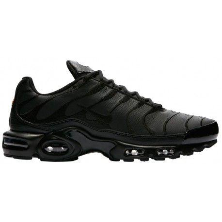 Nike Air Max Plus Men's Running Shoes BlackBlackBlack sku