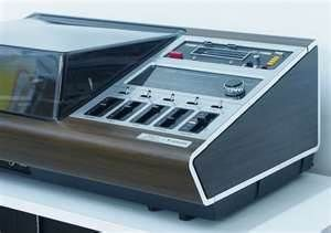 OMG!  A Zenith Wedge with 8 track player.  First thing I bought myself after I got my first real job in 1975.