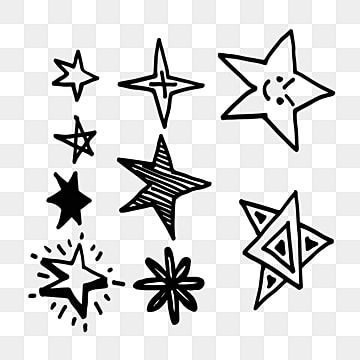 Hand Drawn Doodle Star Icon Star Icons Hand Icons Doodle Icons Png And Vector With Transparent Background For Free Download Doodle Icon How To Draw Hands Hands Icon