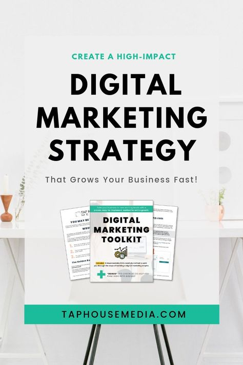 Digital Marketing Toolkit For Business