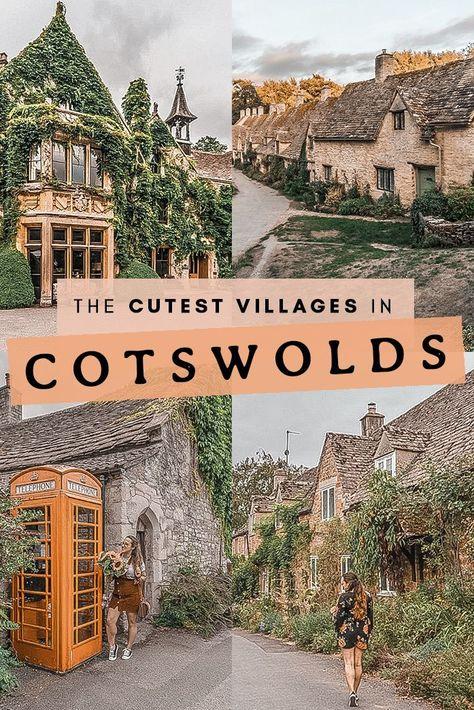 The Best Cotswolds Villages You Must Visit