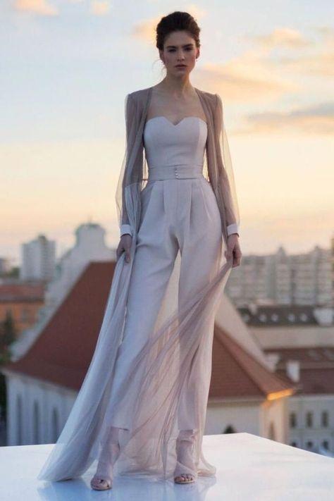brides with jumpsuits. – bestlooks