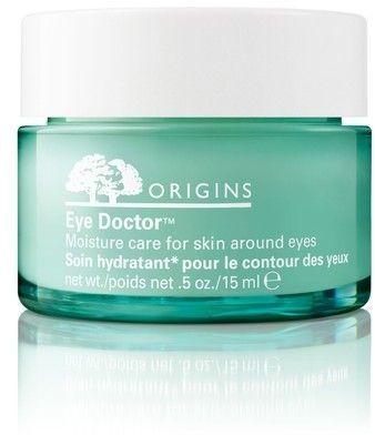 Origins Eye Doctor Moisture Care For Skin Around Eyes Eye Makeup Moisturizing Eye Cream Gorgeous Eyes
