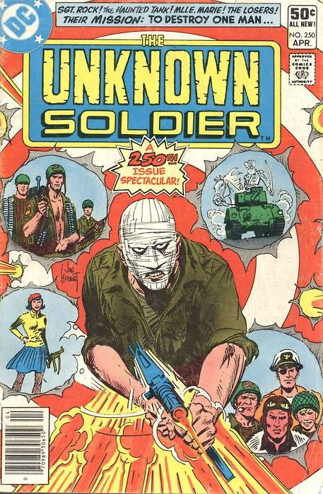Image result for unknown soldier joe kubert