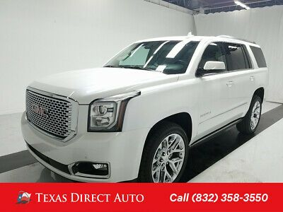 For Sale 2016 Gmc Yukon Denali Texas Direct Auto 2016 Denali Used