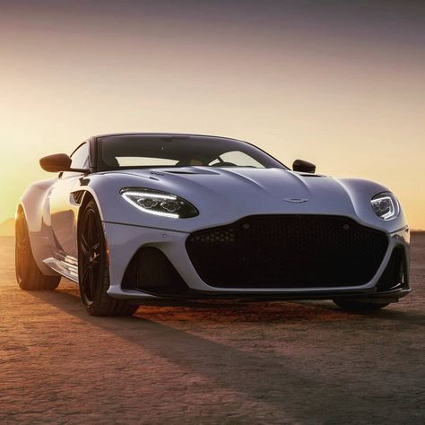 Aston Martin Dbg Superleggera In 2020