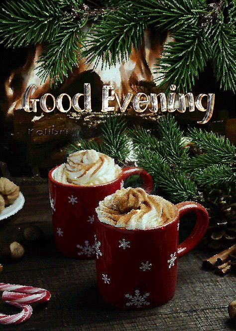 Блог Колибри: Good Evening
