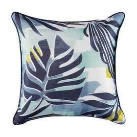 Excellent Palm Outdoor Cushion K M A R T Pillows Outdoor Home Interior And Landscaping Fragforummapetitesourisinfo