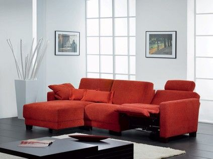 Tosca Sectional Sofa By ROM, Belgium Manufactured By ROM. Available In  Different Sizes,