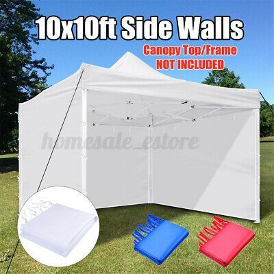 Sponsored Link 10 X10 Gazebo Outdoor Wedding Marquee Hiking Tent Canopy Camping 3 Side Outdoor Wedding Marquee In 2020 Canopy Tent Hiking Tent Party Tent