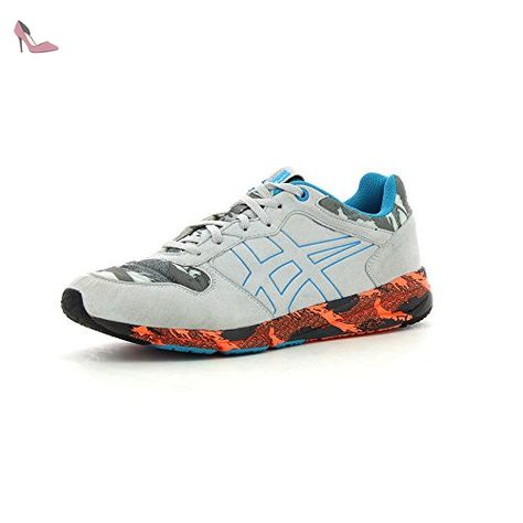 Onitsuka Tiger Shaw Runner Sneakers Soft Grey /Sof - Chaussures asics (*Partner-Link)