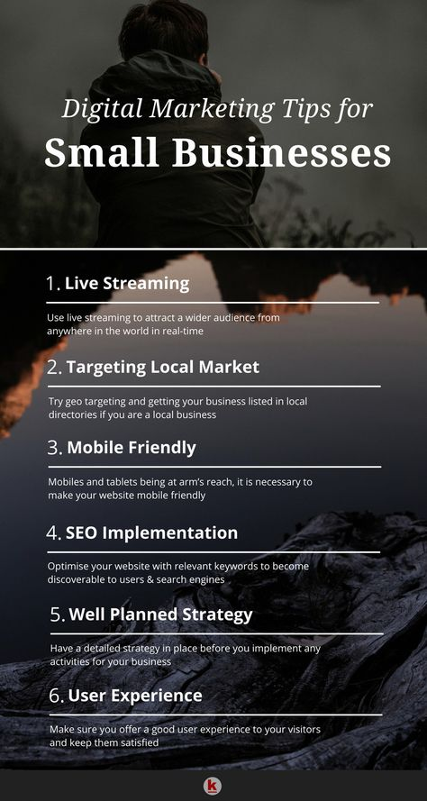 Digital marketing Trends 2018 for Small Businesses!