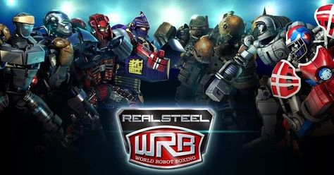 Download Real Steel World Robot Boxing Apk Mod Dinheiro Infinito